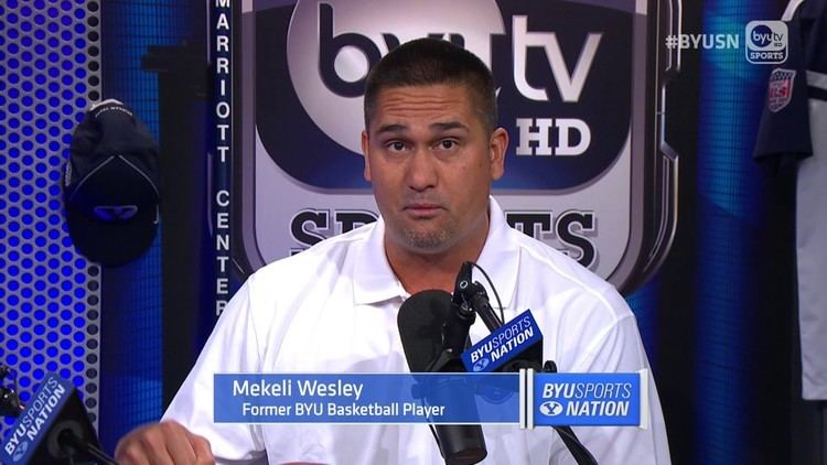 Mekeli Wesley BYUSN Interview Mekeli Wesley May 15 2017 YouTube
