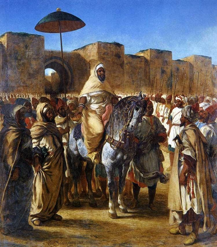 Meknes in the past, History of Meknes