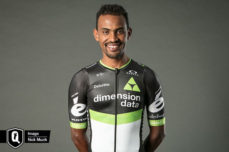 Mekseb Debesay Mekseb Debesay Team Dimension Data for Qhubeka