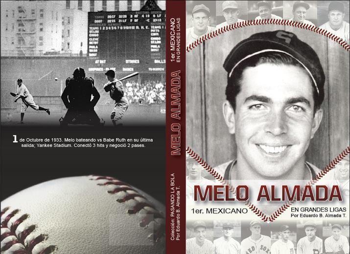 Mel Almada Al Bat El libro de Mel Almada EfACICO