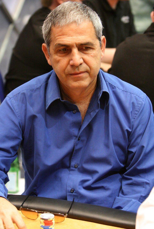Mel Judah Mel Judah the Silver Fox Poker Player PokerListingscom