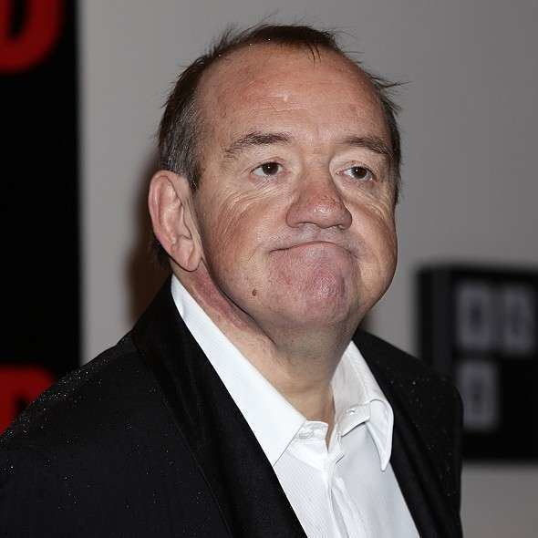 Mel Smith Comedy great Mel Smith dies at 60 UK News Expresscouk