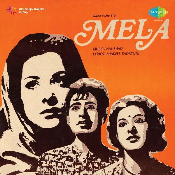 Mela 1948 Mp3 Songs Bollywood Music