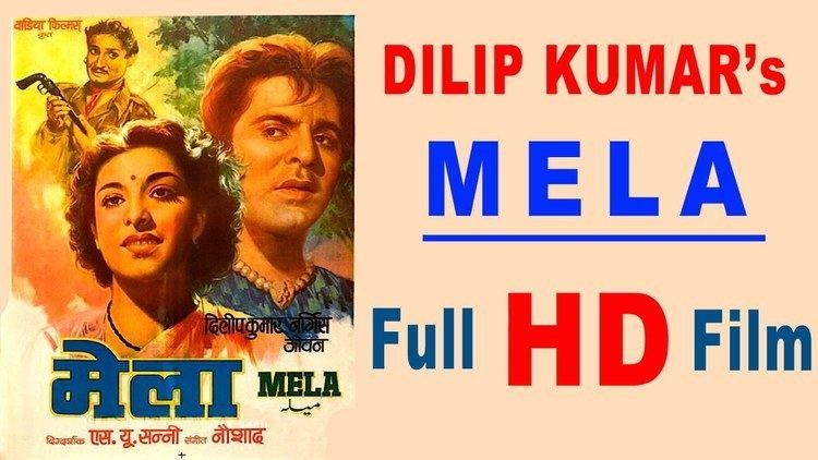 MELA Dilip Kumar Nargis Noor Jehan YouTube