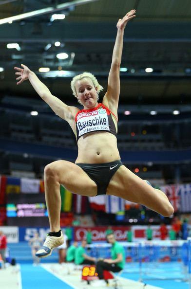 Melanie Bauschke Melanie Bauschke Pictures 2013 European Athletics Indoor