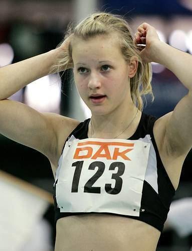 Melanie Bauschke klub Krsa ve sportu na Okounovi ltgtlt
