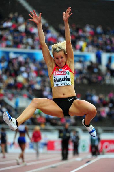 Melanie Bauschke Melanie Bauschke Pictures 21st European Athletics