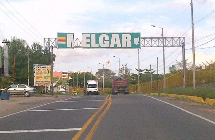 Melgar, Tolima in the past, History of Melgar, Tolima