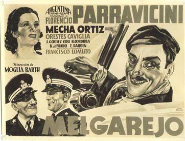 Melgarejo movie poster