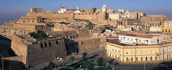 Melilla in the past, History of Melilla