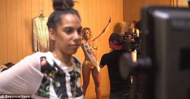 Melina Matsoukas Beyonce says there39s too much pressure on women to be