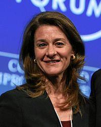 Melinda Gates httpsuploadwikimediaorgwikipediacommonsthu