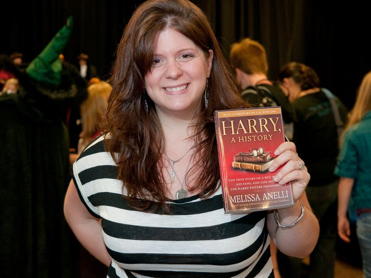 Melissa Anelli Book Review Harry A History by Melissa Annelli 45