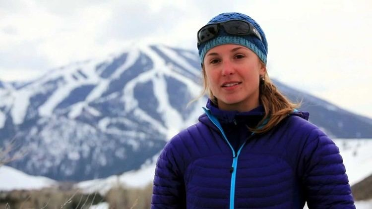 Melissa Arnot Melissa Arnot What it Takes to be a Mountaineer YouTube