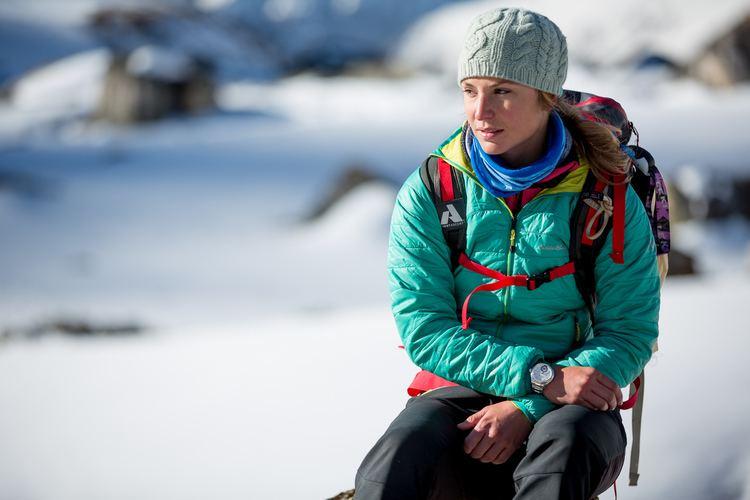 Melissa Arnot Melissa Arnot vs Mount Everest