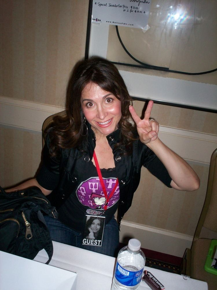 Melissa Fahn melissa fahn Voice Actors in the News
