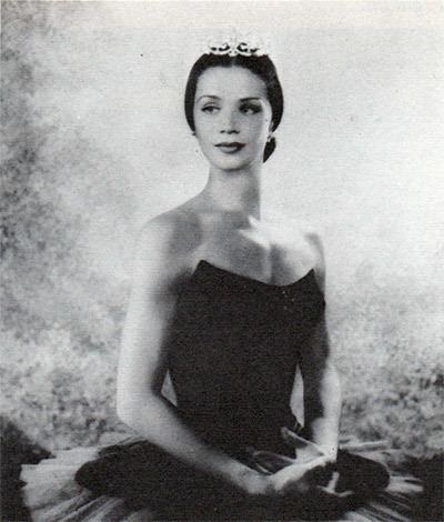 Melissa Hayden (dancer) Ballet Cook Book Dinner on April 13 Will Feature Recipes