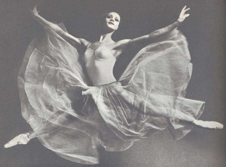 Melissa Hayden (dancer) Running On Empty March 2007