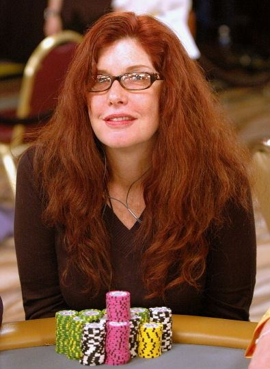 Melissa Hayden (poker player)