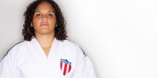 Melissa Mojica La judoca Melissa Mojica se recupera de contundente golpe