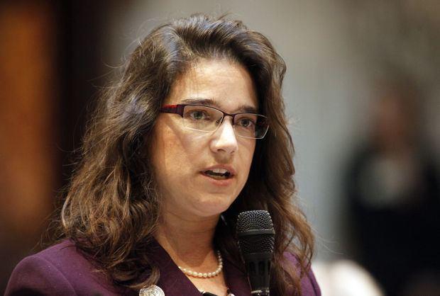 Melissa Sargent Madison39s Melissa Sargent introduces pot legalization bill Local