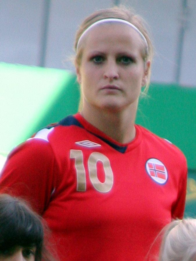 Melissa Wiik Frauenfuball Weltmeisterschaft 2007 Schweden Norwegen China