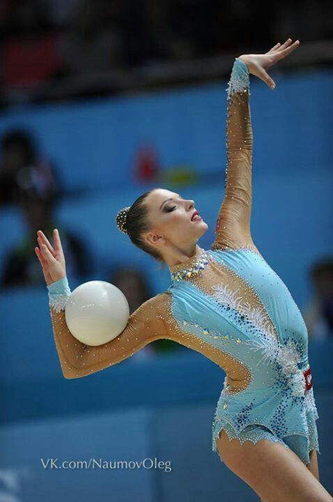 Melitina Staniouta Melitina Staniouta Belarus WCh 2013 Kiev Rhythmic