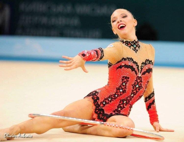Melitina Staniouta Melitina Staniouta Hoop AA Final Kiev 2013 YouTube