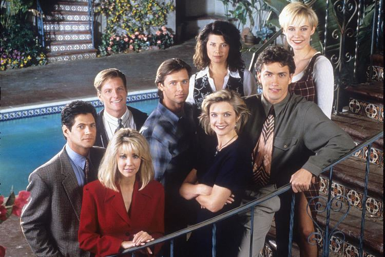 Melrose Place Melrose Place TV Show News Videos Full Episodes and More
