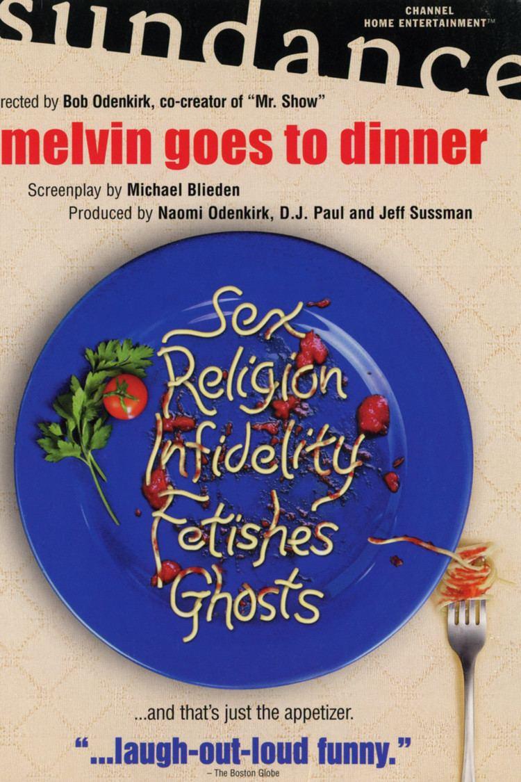 Melvin Goes to Dinner wwwgstaticcomtvthumbdvdboxart81149p81149d