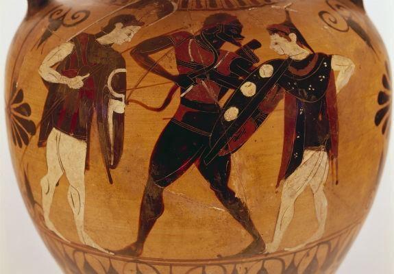 Memnon (mythology) Memnon mythology Wikipedia
