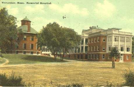 Memorial Hospital (Worcester)