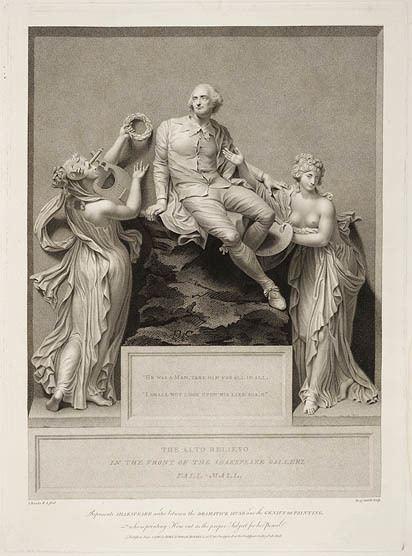 Memorials to William Shakespeare