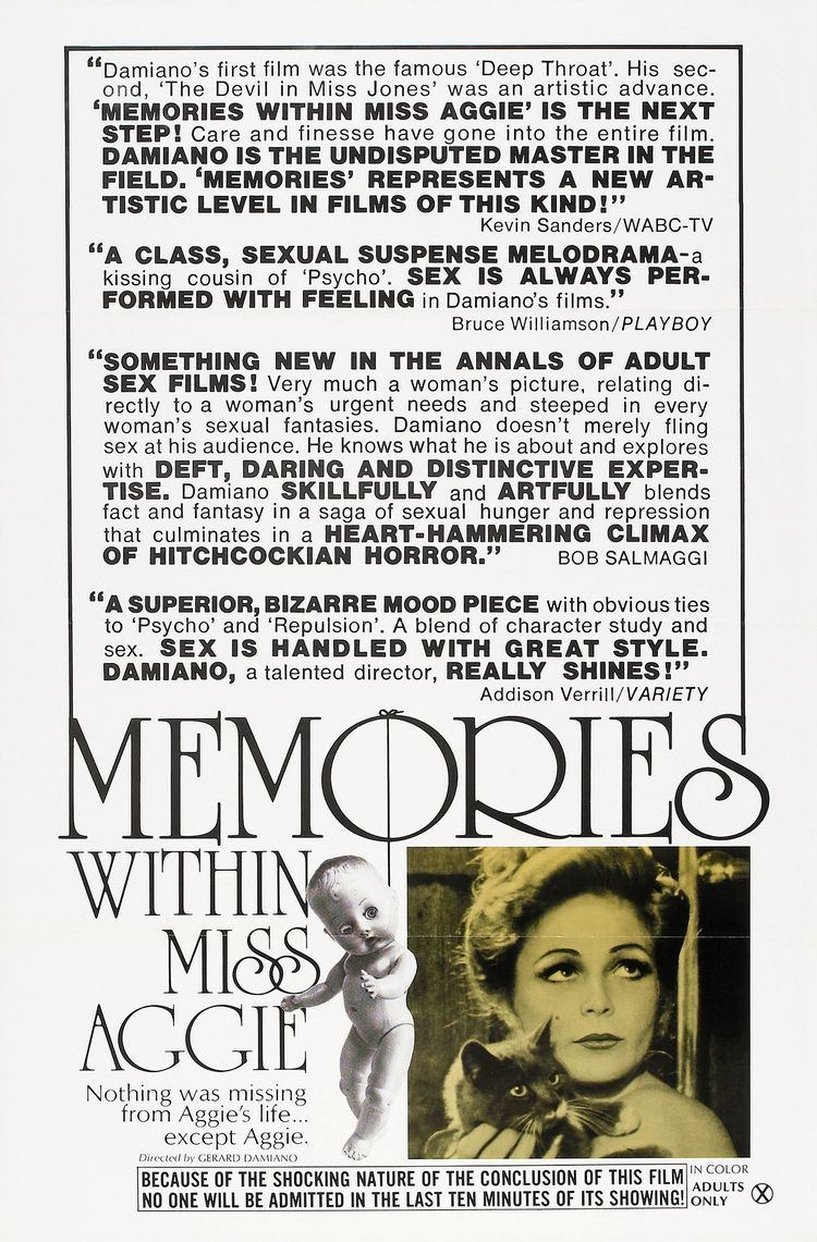 Memories Within Miss Aggie wrongsideoftheartcomwpcontentgallerypostersm