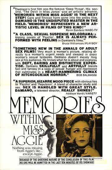 Memories Within Miss Aggie Memories Within Miss Aggie Nitehawk Cinema Williamsburg