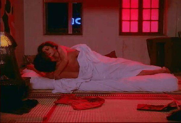 Memsahab movie scenes Maya Memsaab