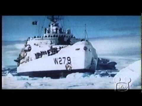 Men Against the Arctic Walt Disneys 1955 People Places Featurette MEN AGAINST THE ARCTIC