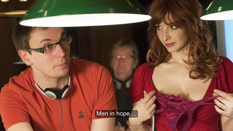 Vica kerekes men in hope