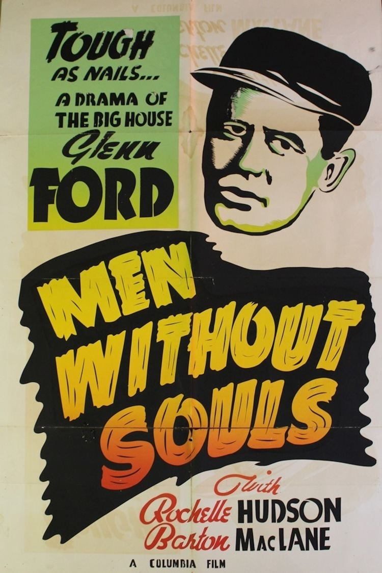 Men Without Souls Men Without Souls Movie Poster