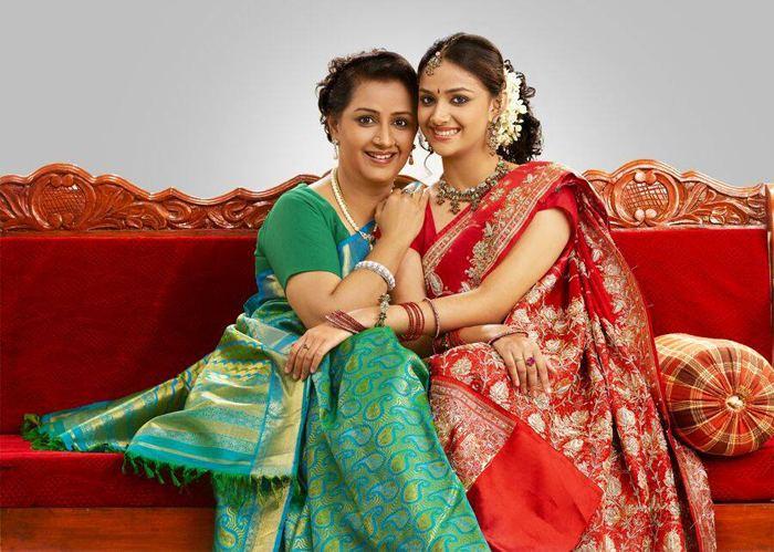 Menaka (actress) Malayalam film actresses and their daughters in filmMenaka