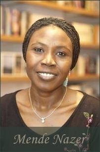 Mende Nazer wwwafrikaromandeautorenautorazportnazerjpg