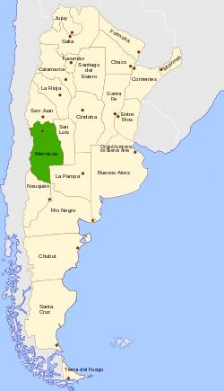 Mendoza Province Wikipedia