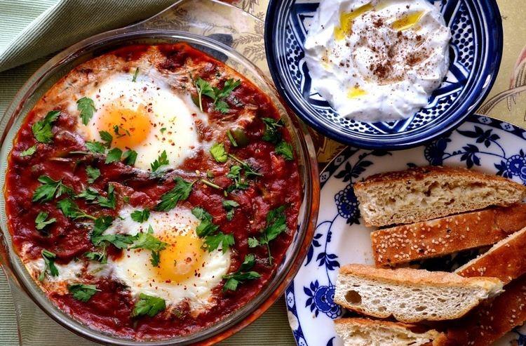 Menemen (food) Menemen Recipe from Turkish Food Food Recipe