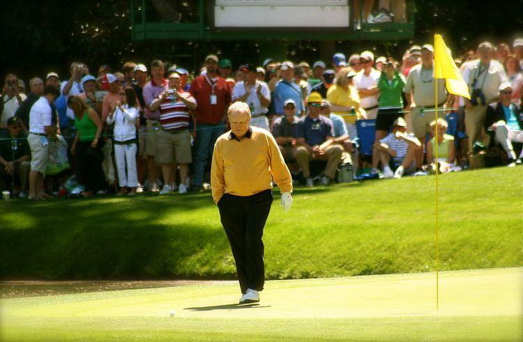Men's major golf championships