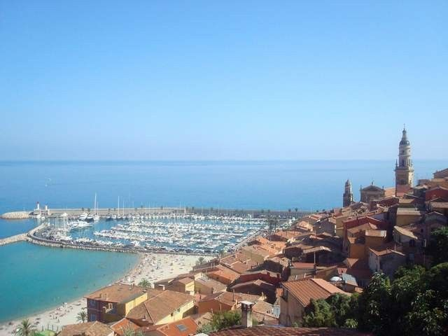 Menton in the past, History of Menton
