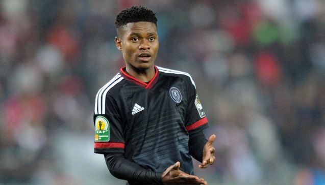 Menzi Masuku Orlando Pirates Menzi Masuku fires SuperSport United warning ahead