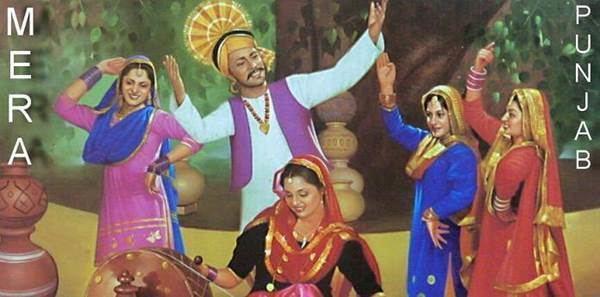 Mera Punjab MeraPunjab Thai Indian Fun Fair Activity Chulalongkorn