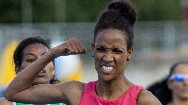 Meraf Bahta World Athletics Championships 2013 Radio Sweden