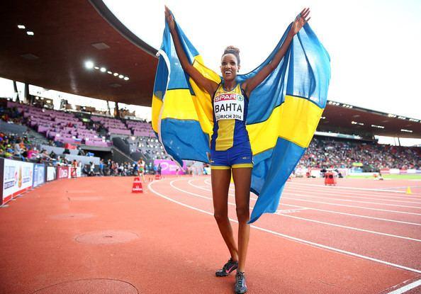 Meraf Bahta Meraf Bahta Pictures European Athletics Championships