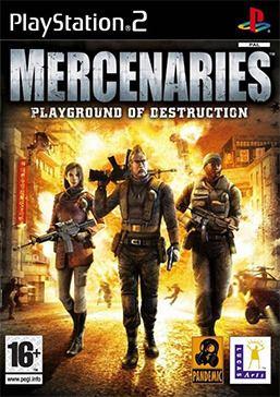 Mercenaries: Playground of Destruction Mercenaries Playground of Destruction Wikipedia